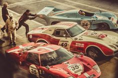 2012 Le Mans Classic by Laurent Nivalle | Hypebeast