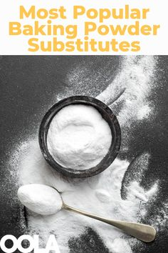 8 Most Popular Baking Powder Substitutes soda substitute 8 Most Popular Baking Powder Substitutes Cupcake Recipe Without Baking Powder, Best Baking Powder, Baking Powder Recipe, Baking Powder Uses, Baking Soda Uses, Baking Soda Substitute, Baking Soda Drain Cleaner, Food Substitutions, Recipes