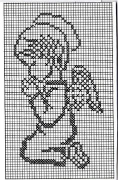 Gallery.ru / di Fotografia # 9 - Piani di angeli, cuori - rmgalina Cross Stitch Angels, Xmas Cross Stitch, Cross Stitch Christmas Ornaments, Cross Stitch Art, Cross Stitch Borders, Modern Cross Stitch, Cross Stitch Designs, Cross Stitching, Cross Stitch Embroidery