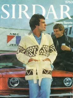 Sirdar 5753 Starsky Meets Hutch Vintage by vintagemadamedefarge, $2.00