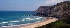 "#BEach ""Praia da Ponta Ruiva"" #Algarve #Portugal"
