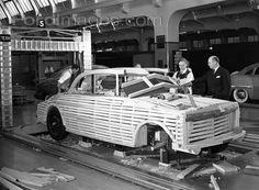 OG | 1946 Ford Styling Studio | Full-size clay model