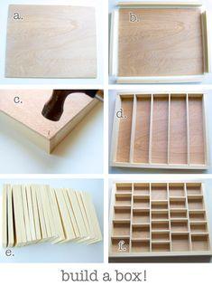Alphabet Shadow Box with Martha Stewart Glass Paint | matsutake