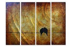 Sing Me Awake Metal Wall Art Hanging