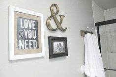Hello I Live Here's Picks for DIY Towel Racks :: Linda Crandall's clipboard on Hometalk :: Hometalk