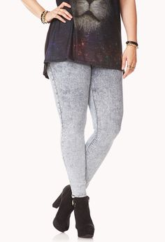 Plus Sizes | womens jeans, trousers, shorts and skirt | shop online | Forever 21 - 2040495238