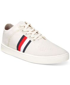 TOMMY HILFIGER Tommy Hilfiger Men'S Archer Engineered Knit Sneakers. #tommyhilfiger #shoes # all men