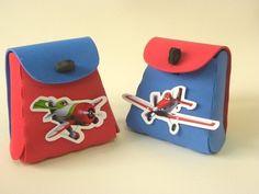 Mini Mochila Aviões da Disney-Cortes para Montar  www.petilola.com.br
