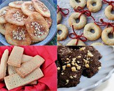 Farmors jødekager og 5 tip til småkagebagning Shortbread, Doughnut, Fudge, Baking Recipes, Sweet Tooth, Cheesecake, Cookies, Breakfast, Desserts