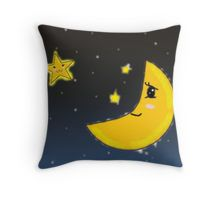 Perfect pairing to the space-themed duvet covers | Throw Pillow | RedBubble