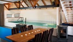 Natuurhuisje in Aalten, vakantiehuis met binnenzwembad op een landgoed