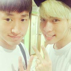 Tablo's Instagram with Jonghyun #EpikHigh #SHINee