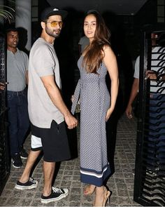 From festive occasions to red carpet events, Shahid Kapoor and Mira Rajput Kapoor make a sartorial statement every time they step out together Mira Rajput, Off Shoulder Jumpsuit, Shahid Kapoor, Stylish Girl Images, Casual Outfits, Fashion Outfits, New Fashion Trends, Bollywood Stars, Girls Image