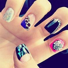 creative nails art
