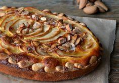 Ricetta torta di mele e mandorle | Dolce e Salato di Miky