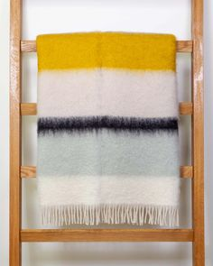 Throws Mohair Blanket, Stronger Teeth, Pillow Talk, Deep Cleaning, Loom, Craftsman, Black And Grey, Handkerchiefs, Shawls