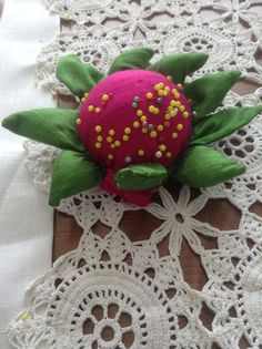 Pin cushion Designed by Sinipellavainen