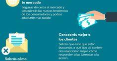 5 razones para espiar a tu competencia en Redes Sociales #infografía | Infografías en Castellano | Pinterest