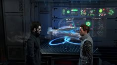 Deus Ex Mankind Divided. Deus Ex Mankind Divided, Jim Miller