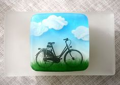 Bicycle soap