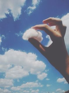 Catch that cloud! #photography