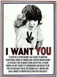 Respect your children's intellectual autonomy.
