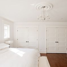 Beaches Rebuild - beach-style - Bedroom - Toronto - Carick Home Improvements CLOSET DOORS
