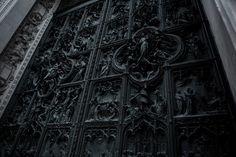 The Gate Of The Duomo di Milano Salar Kheradpejouh | Tumblr