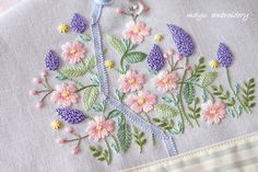 Freestyle Embroidery : Wildflowers