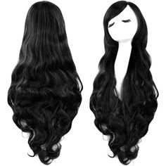 Rbenxia Curly Cosplay Wig Long Hair Heat Resistant Spiral Costume Wigs... (22 AUD) ❤ liked on Polyvore featuring costumes, hair, wig costumes, role play costumes, cosplay costumes and cosplay halloween costumes
