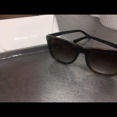 Michael Kors sunglasses Worn not even a handful of times. I paid $160 for them and I want to get some of my money back. They're very cute, just not for me! Michael Kors Accessories Sunglasses