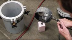 Silicone Molds for Stove-Top Metal Casting | Hackaday