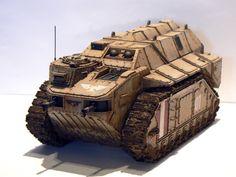 Crassius Armoured Assault Transporter.