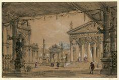 palais garnier gounod polyeucte ballet - Google Search