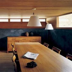 Mountain cabin by French architect Charles Pictet
