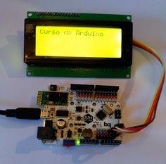 Ein LCD-Modul programmieren | DIWO