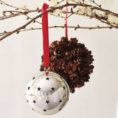 Winter Pomander Decoration | The White Company