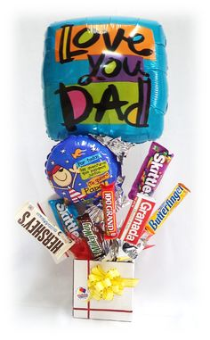 #Arreglo con #Chocolates para festejar a los #Papis en su dia!!!