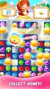 Cake Match 3 Mania is a brand new match 3 puzzle game like no other
