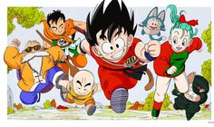 Dragon ball celebra 31 años.