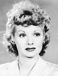 """Lucille Ball-""""I love Lucy"""""""