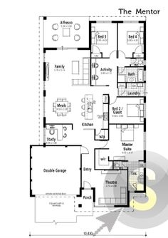 The nova display home by smart homes for living newhousing find this pin and more on smart home floorplans malvernweather Image collections