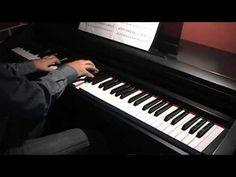 Morning Has Broken (Cat Stevens) piano JMAGP - YouTube