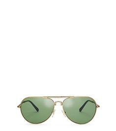 12e14a500915 FOLDABLE PILOT SUNGLASSES Timeless Fashion, Latest Styles, Wishful  Thinking, Mirrored Sunglasses, Tory