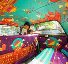 Image from Taxi Fabric