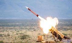 """الإعلام الحوثي يزعم نجاح هجوم صاروخي على الرياض: قالت قناة """"روسيا اليوم"""" إن جماعة أنصار الله الحوثية ذكرت في تقارير إعلامية أنها أطلقت…"""