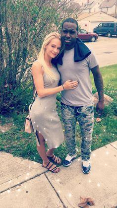 Black Guy White Girl, Black And White Couples, Black And White Love, White Girls, White Women, Black Men, Familia Interracial, Interracial Marriage, Interracial Love