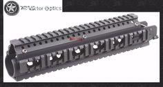 check price vector optics tactical fn fal handguard picatinny quad rails scope laser mount system fit model #quad #rail