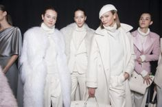 Backstage Pass: New York Fashion Week Fall 2014 -