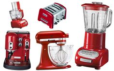 These would all look wonderful in my kitchen! lol